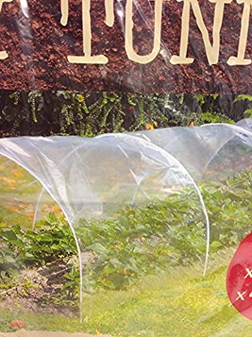 Garden Mini Poly Tunnel Plants Protector Shade Essential 150 X