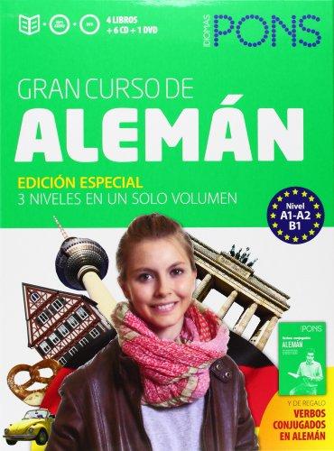 Gran Curso Pons Alemán par Aa.Vv.