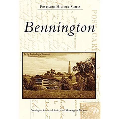 Bennington (Postcard History Series) (English Edition)