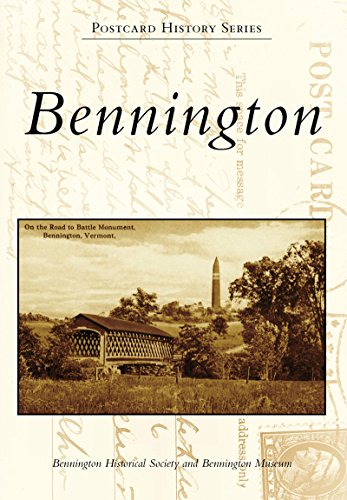 Bennington (Postcard History Series) (English Edition) - Bennington, Vermont