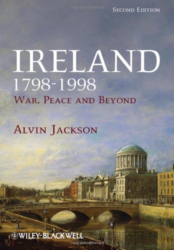 Ireland 1798-1998: War Peace and Beyond