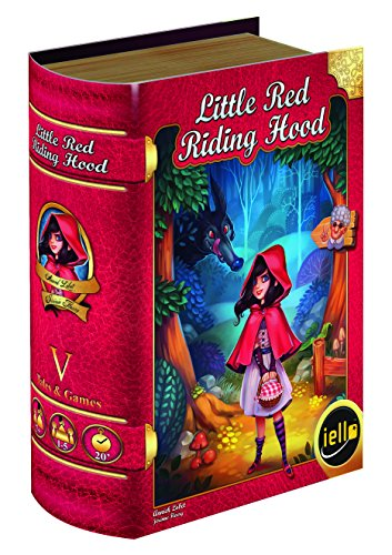 Iello 51267 - Little Red Riding Hood, (Red Little Der Wolf Hood Und Riding)