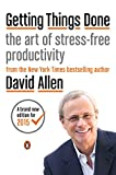 'Getting Things Done: The Art of Stress-Free Productivity' von David Allen
