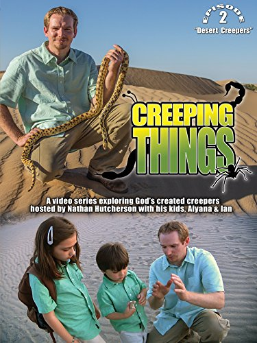 Creeping Things Vol.2 Desert Creepers