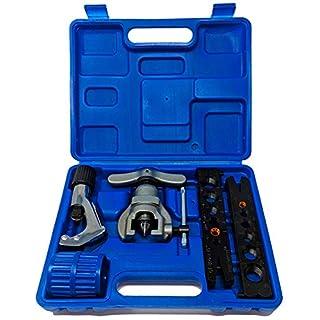 Klimaanlage Bördelwerkzeug Zoll u. Millimeter mit Koffer R407c/R410a