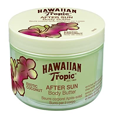 Hawaiian Tropic Aftersun Body Butter Exotic Coconut from Energizer Group Ltd