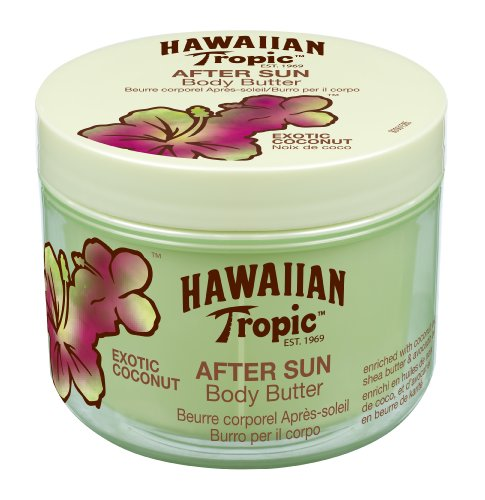 After-sun-lotion (Hawaiian Tropic After Sun Body Butter Coconut, 200 ml)