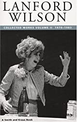 Lanford Wilson: 2: Collected Plays 1970-1983