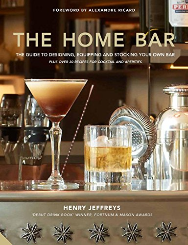 Food Cart Design (The Home Bar: From simple bar carts to the ultimate in home bar design and drinks)