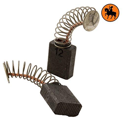 Preisvergleich Produktbild Kohlebürsten Metabo SBE 751/2S R+L Bohrmaschine 5x10x12,5 mm mit automatische Abschaltung