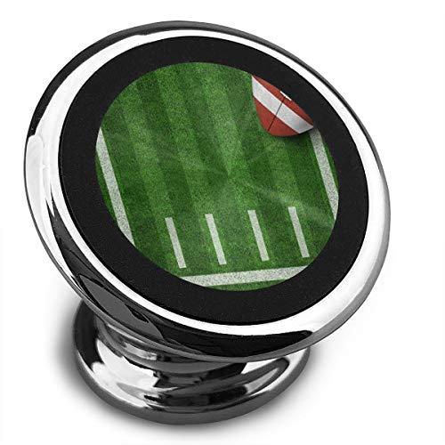 Magnetische Handyhalterung American Football Yard Line Auto Handyhalter für Auto mit einem super starken Magnet