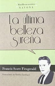 La última belleza sureña  par Francis Scott Fitzgerald