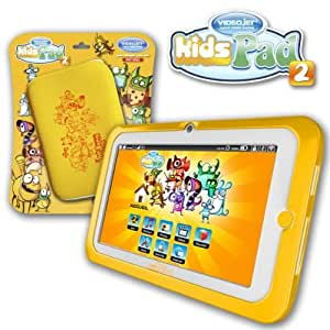 VIDEOJET OFFRE SPECIALE Tablette enfant VIDEOJET KIDSPAD 2 + Housse de transport KIDSPAD