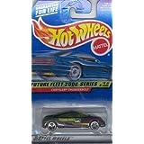 Hot Wheels 2000-004 CHRYSLER THUNDERBOLT Future Fleet Series 4 Of 4 1:64 Scale