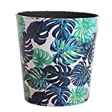 ANNA SHOP LIMITED Waste Bin Household Uncovered Trash Can Garbage Can Wastebasket for Bedroom Kitchen