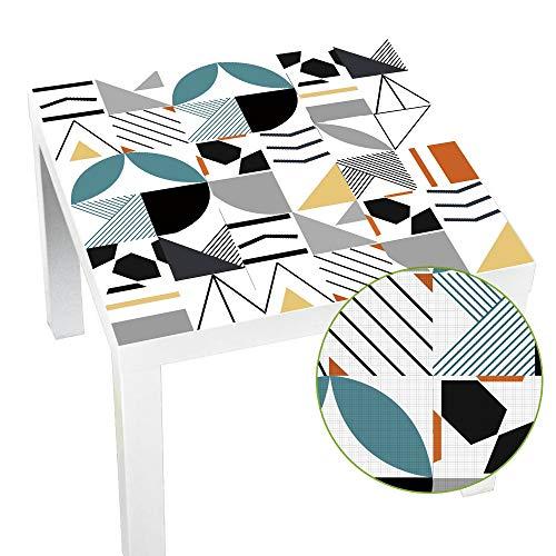 XZANTE Arte La Pared Mesa Lack Azulejo Geométrico