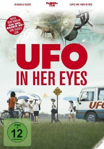 Bild von UFO In Her Eyes