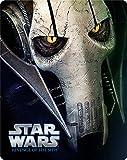 Star Wars: Episode III - Revenge Of The Sith [Steelbook] [Blu-ray] [2005]