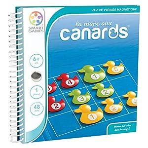 SmartGames La Mare aux Canards Child Niño/niña – Juegos educativos (Multicolor, Child, Niño/niña, 6 año(s), 48 Pieza(s…