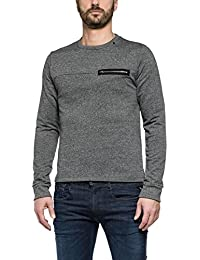 Replay M3146s.000.22298, Sweat-Shirt Homme