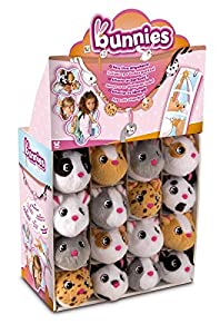 IMC Toys- Bunnies Juguete, Color Variado, Talla Unica (China 1)