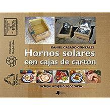 Hornos Solares Con Cajas De Cartón (Ecología)