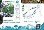 Clearprotect Kit de protection de v�lo