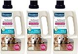 STARWAX Nettoyant Désinfectant Surdorant Animal 1L - Lot de 3