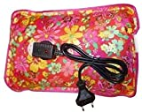 #4: Kritika Enterprise electrical Rechargeable Heating Pad for Full Body Pain Relief (Multicolor, 24 cm x 18 cm x 6 cm)(No Gel Inside)