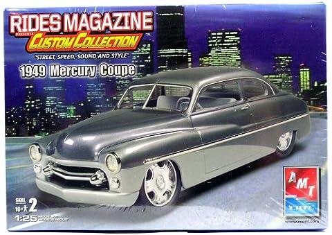 AMT/Ertl AMT Rides Magazine Custom Collection 1949 Mercury Coupe Model kit