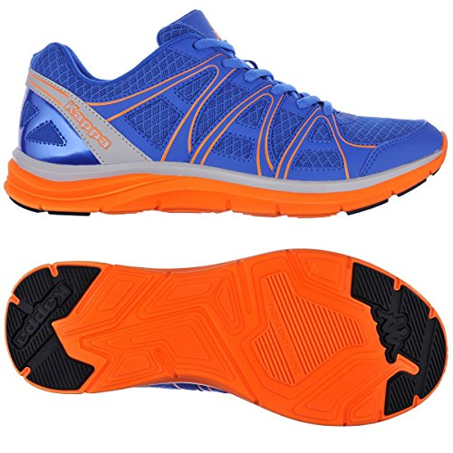 Sport Shoes - Kappa4training Ulaker 2 BLUE-ORANGE