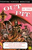 Out of the Pit: Fighting Fantasy Monsters (Puffin Books) by Marc Gascoigne (1989-11-02)