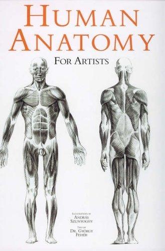 Portada del libro Human Anatomy for Artists by Gyorgy; Andras Szunyoghy Feh??r (2006-08-02)