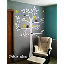 Stickers Arbre Blanc