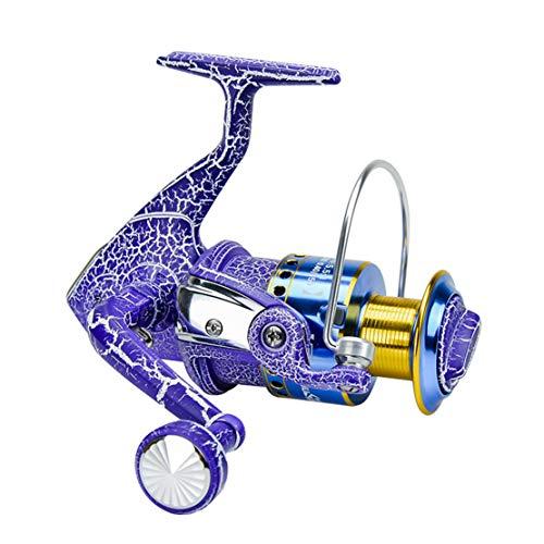 Sistema Doble cojinete Rueda Pesca 10 + 1 Eje Pesca