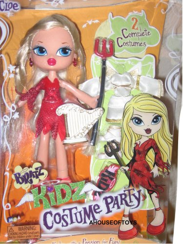 Bratz Kidz Costume Party Cloe