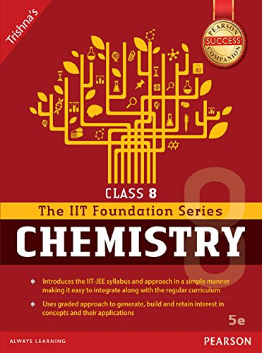 IIT Foundation series of Chemistry Class:8 (English Edition)