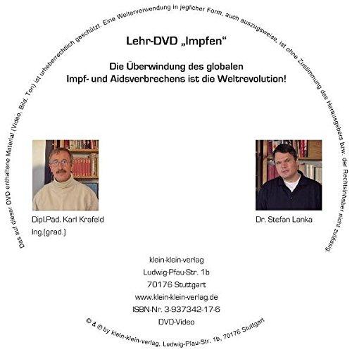 Lehr-DVD Impfen -