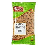 Nature's Choice Almonds U.S.A. - 400 gm