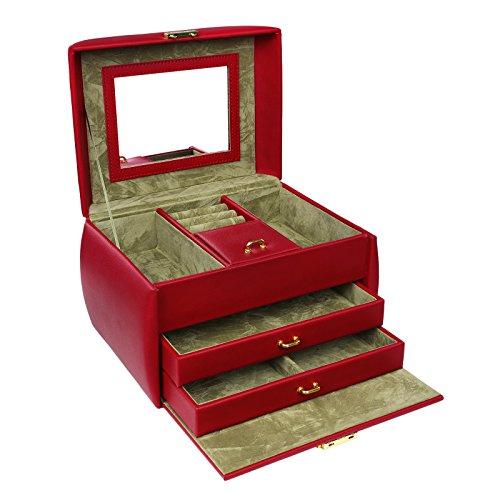 Songmics-Caja-para-joyas-Joyero-de-3-niveles-Organizador-multiusos-24-x-165-x-165-cm-JBC140R