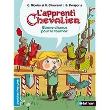 L'apprenti chevalier, bonne chance pour le tournoi ! - Premières Lectures CP Niveau 3 - Dès 6 ans (3)