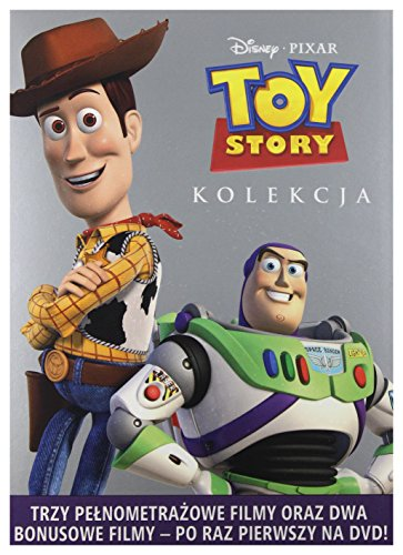 Toy Story Boxset, Special Edition of 3 films and bonus episodes (BOX) [4DVD] [Region 2] (IMPORT) (Keine deutsche Version) (Und 3 Toy Story 2 Dvd)