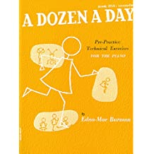 A Dozen A Day Book Five Intermediate