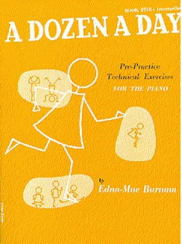 Dozen A Day Book Five: 5