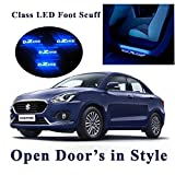 Best Chevrolet Tire Covers - Virtual World Premium Quality Car Door LED Blue Review
