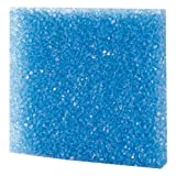 Filterschaum, grob, blau, 50x50x2 cm