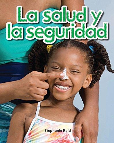 La Salud y La Seguridad (Health and Safety) Lap Book (Spanish Version) (La Salud y La Seguridad (Health and Safety)) (Literacy, Language, & Learning) por Stephanie Reid