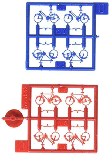 Faller - F180901 - Modélisme - Vélo - 8 Pièces