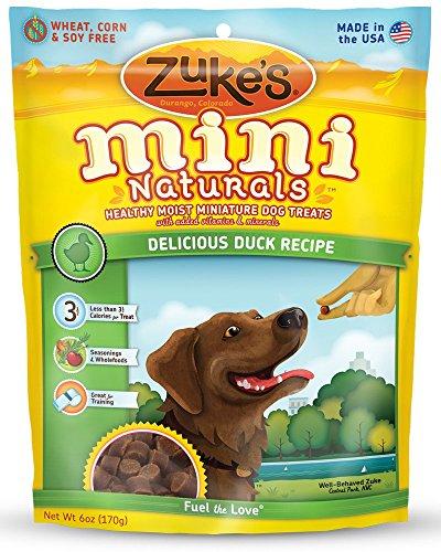 zukes-mini-natural-healthy-moist-delicious-duck-recipe-dog-training-treats-6-oz