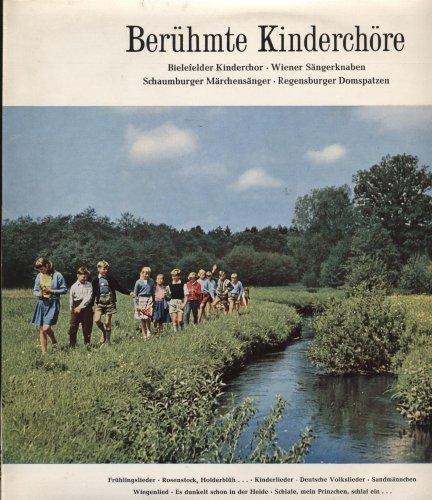 Various , - Berühmte Kinderchöre - Telefunken - TW 30086